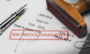 recouvrement de créance