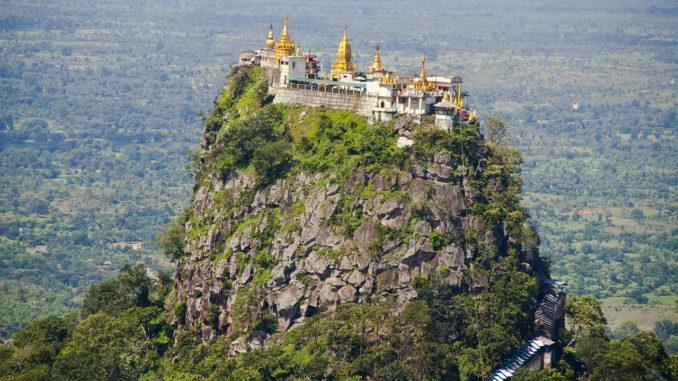 sejour en birmanie